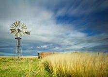 Mulino a vento Fotografia Stock Libera da Diritti