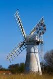 Mulino a vento fotografie stock