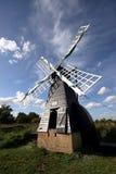 Mulino a vento alla palude di Wicken Fotografia Stock Libera da Diritti