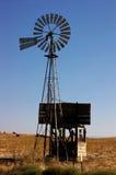 Mulino a vento del ranch Immagini Stock Libere da Diritti