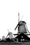 Mulino a vento dell'Olanda Fotografie Stock