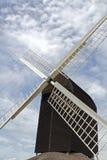 Mulino a vento di Brill Fotografia Stock