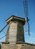 Mulino a vento di energia eolica Fotografia Stock