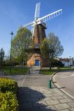Mulino a vento di Rayleigh in Essex immagine stock