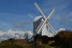 Mulino a vento di Sussex Immagine Stock