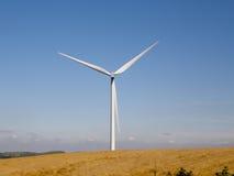 Mulino a vento eolio Fotografie Stock