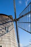Mulino a vento, Hampton New York orientale Fotografia Stock