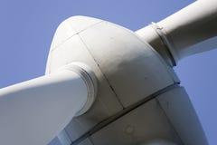 Mulino a vento moderno Immagine Stock Libera da Diritti