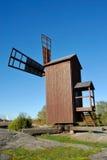 Mulino a vento semplice Immagine Stock Libera da Diritti