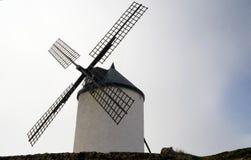 Mulino a vento spagnolo immagine stock