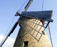Mulino a vento - Szentendre Fotografia Stock