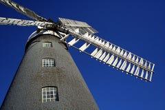 Mulino a vento tradizionale Immagine Stock Libera da Diritti