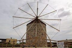 Mulino a vento tradizionale Immagini Stock