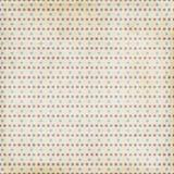 Mulitcolored sjaskig prickig julbakgrund Arkivfoto