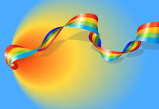 muliticolor faborek Obrazy Stock