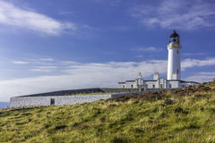 Mull of Galloway Lighthouse and Garden Royalty Free Stock Images