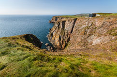 Mull of Galloway, Scotland Stock Photography