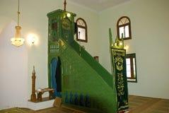 Mulla Isufit Mosque, Gjakova, Kosovo Stock Images