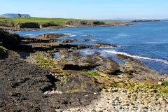 Mullaghmore klippor Fotografering för Bildbyråer