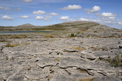 Mullaghmore & Lough Gealain Royalty Free Stock Photo