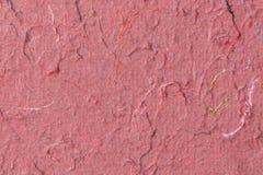 Mullbärsträdpapperstextur Arkivfoto