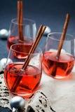 Mulled вино Стоковое Изображение