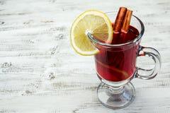 mulled вино Стоковое фото RF
