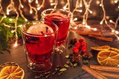 mulled вино Стоковое Изображение RF