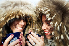 mulled зима вина времени Стоковые Фотографии RF