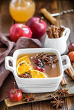 Mulled cider Royalty Free Stock Photos