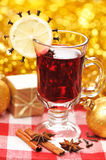 Mulled wine Stock Images