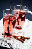 Mulled wine Arkivbilder