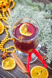 Mulled wine Stock Photography