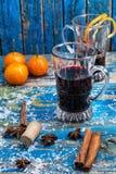 Mulled wine Stock Photo
