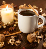 Mulled Wine Royalty Free Stock Image