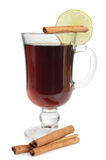 Mulled wine cup Stock Photography