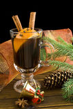 Mulled wine Royalty Free Stock Photos