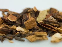 Mulled wine spices Stock Image