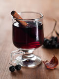 Mulled wine or tea Royalty Free Stock Image