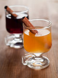 Mulled wine or tea Stock Photos