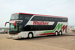 Muller coach tours Stock Images