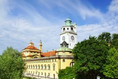 Mullersches Volksbad, Munich Royalty Free Stock Images