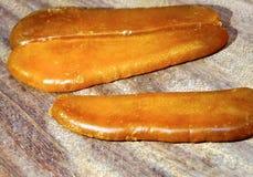 Mullet fish roe Stock Photos