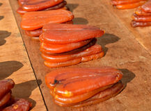 Mullet roe Royalty Free Stock Photography