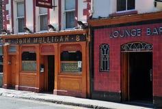 Mulligans bar Zdjęcia Royalty Free