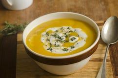 Mulligatawny soup Royalty Free Stock Photography
