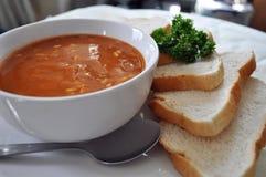 Mulligatawny soup Stock Images