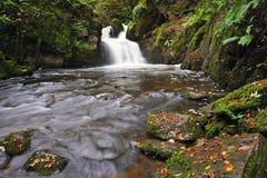 Mullinhassig Waterfall Stock Photo