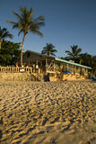 Mullins Schacht Barbados Stockbilder