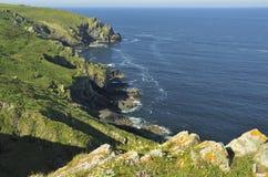 Mullion cliffs Stock Images